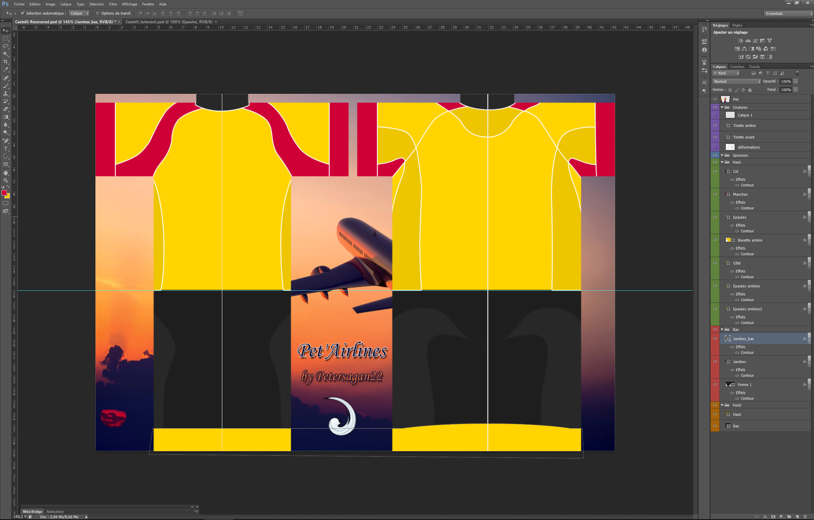 Faire un maillot sur Photoshop 190227092009471537