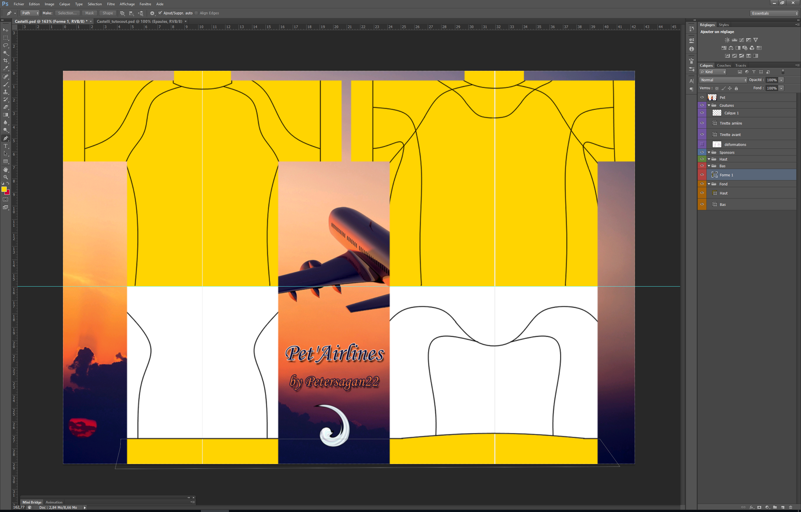 Faire un maillot sur Photoshop 190227092012789913