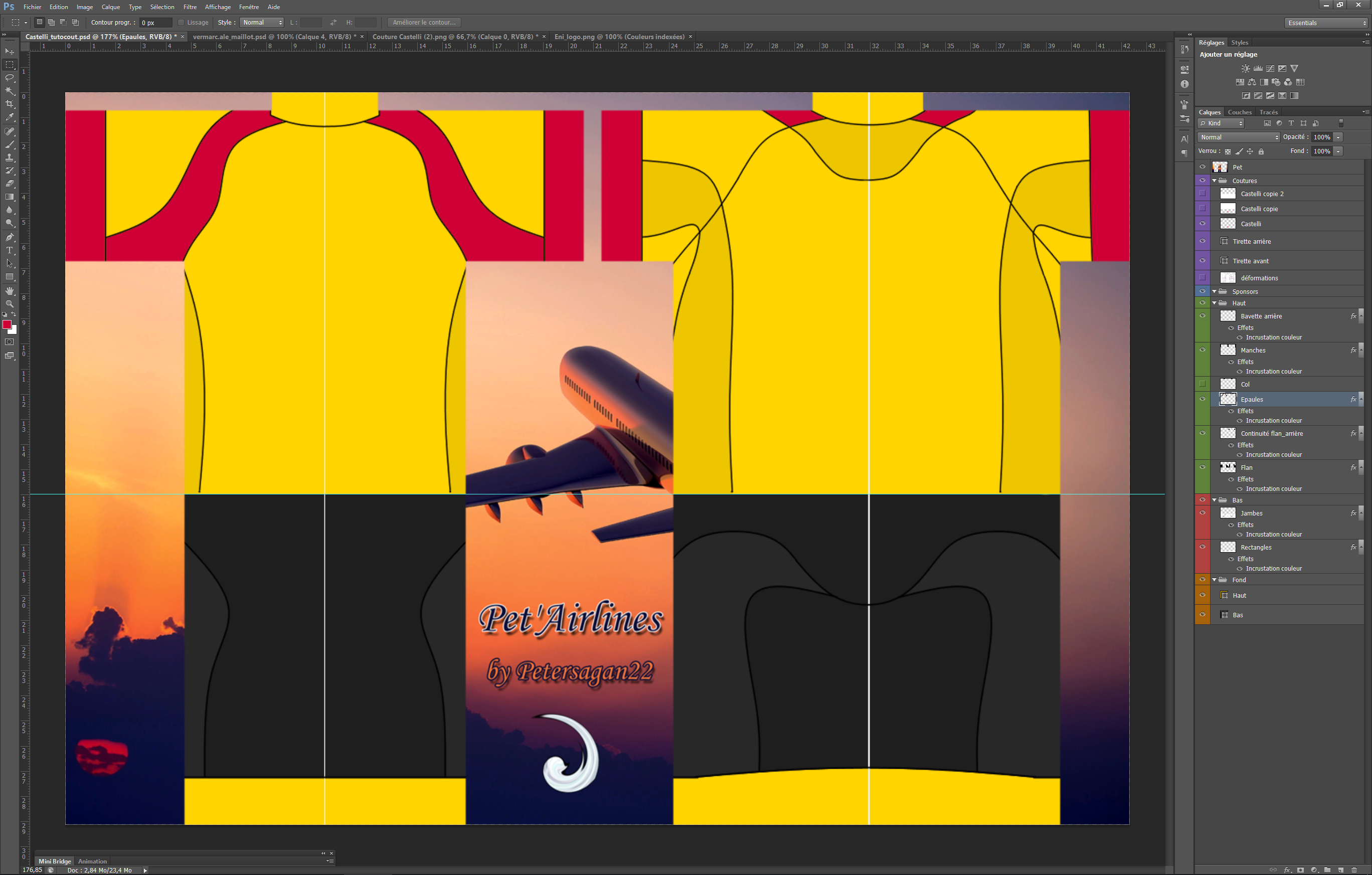 Faire un maillot sur Photoshop 190227092015341764