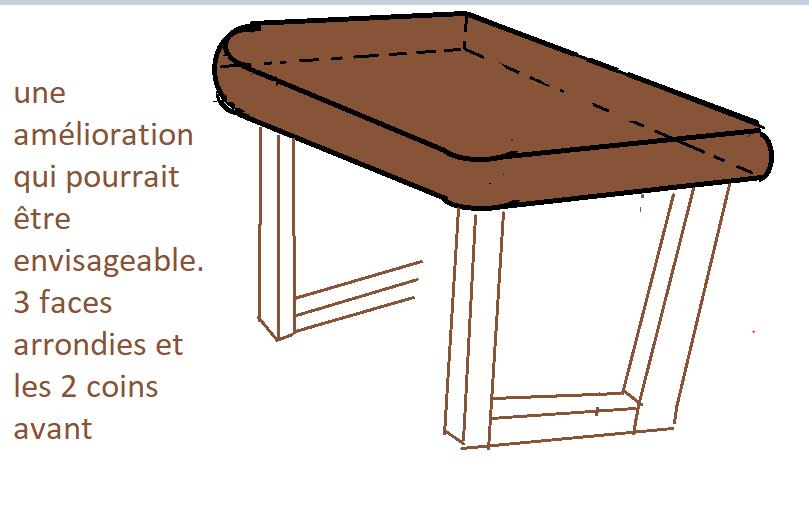 Bureau et banquette+rangement en chêne - Page 2 190228113211169205