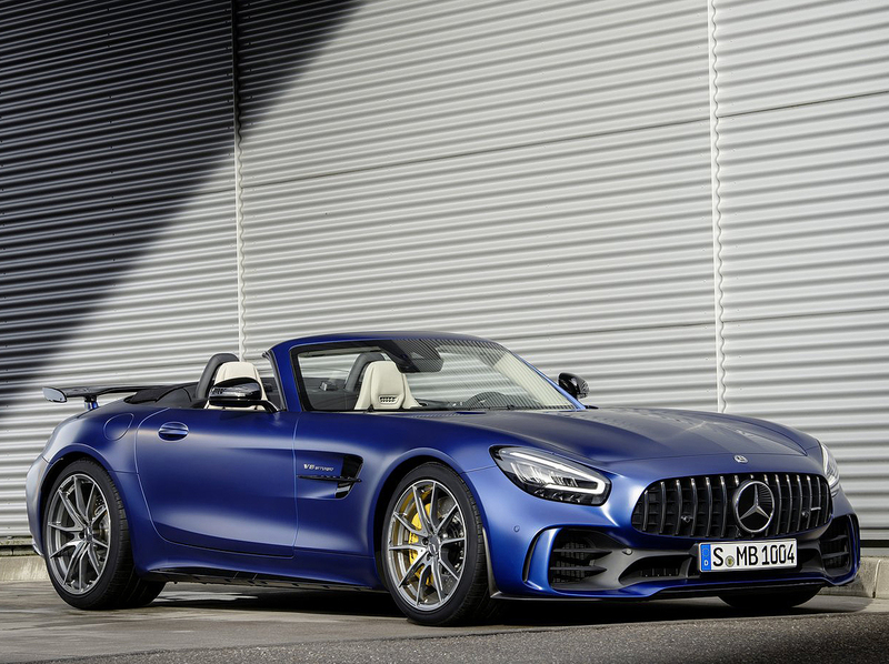 Mercedes-Benz AMG GT R Roadster (1)