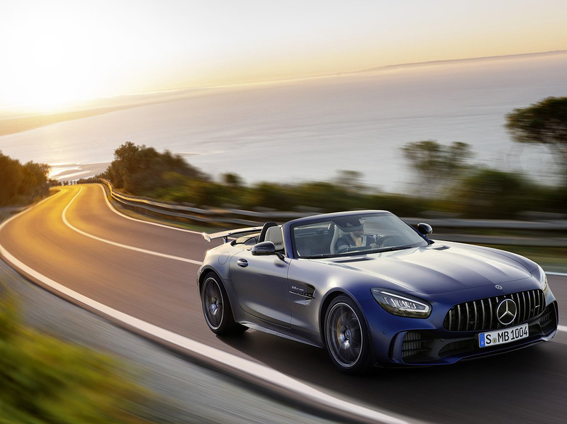 Mercedes-Benz AMG GT R Roadster (2019)