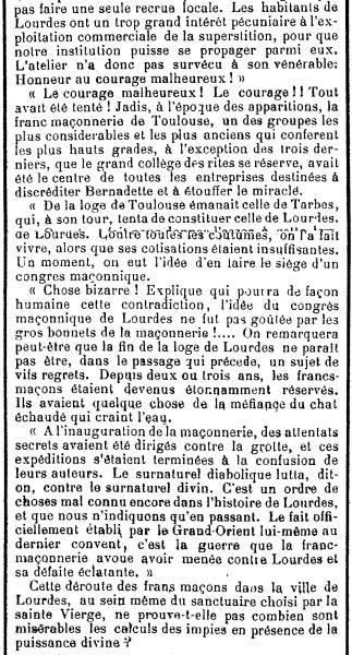 loge Lourdes 2