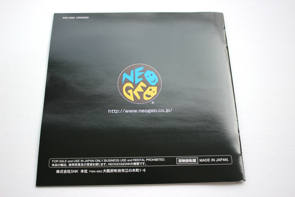 Metal Slug 3 (05) Brand New