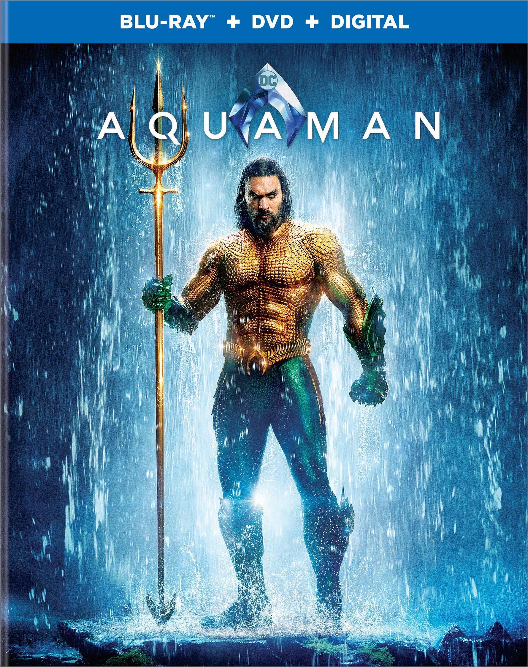 Aquaman (2018) poster image