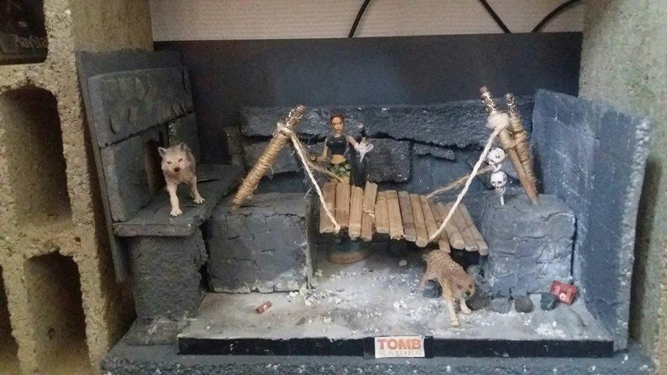 Diorama Tomb Raider 19030910111448694