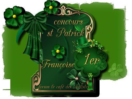Concours st Patrick