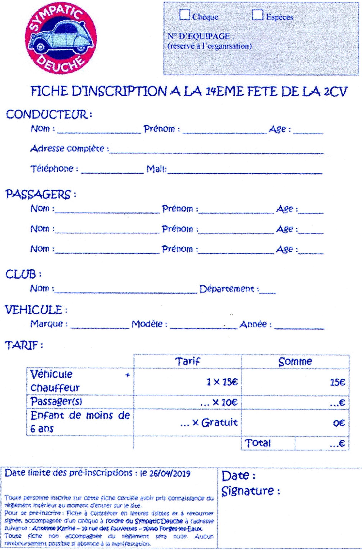 10 au 12 Mai - 14ème Rassemblement du Sympatic'Deuche 190311041017774691