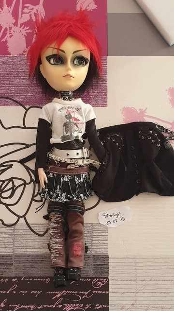 VENDS Pullip Seila, Shanria avec outfit Nina,Taeyang William 190311090829341294