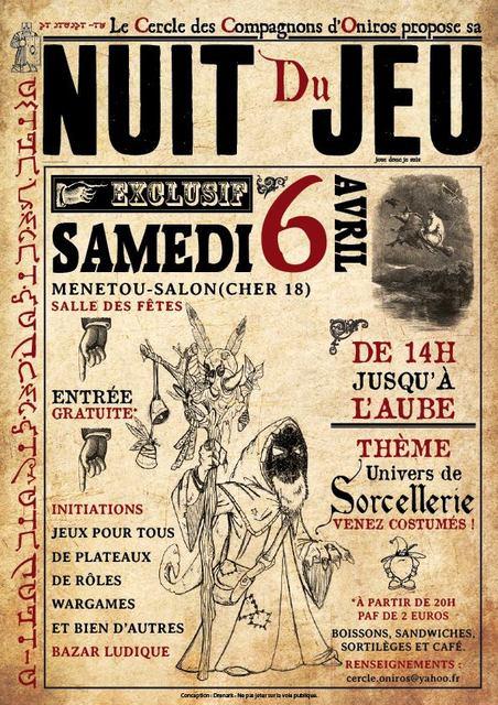 [Menetou] Samedi 06 Avril Nuit du jeu 190312010013931212