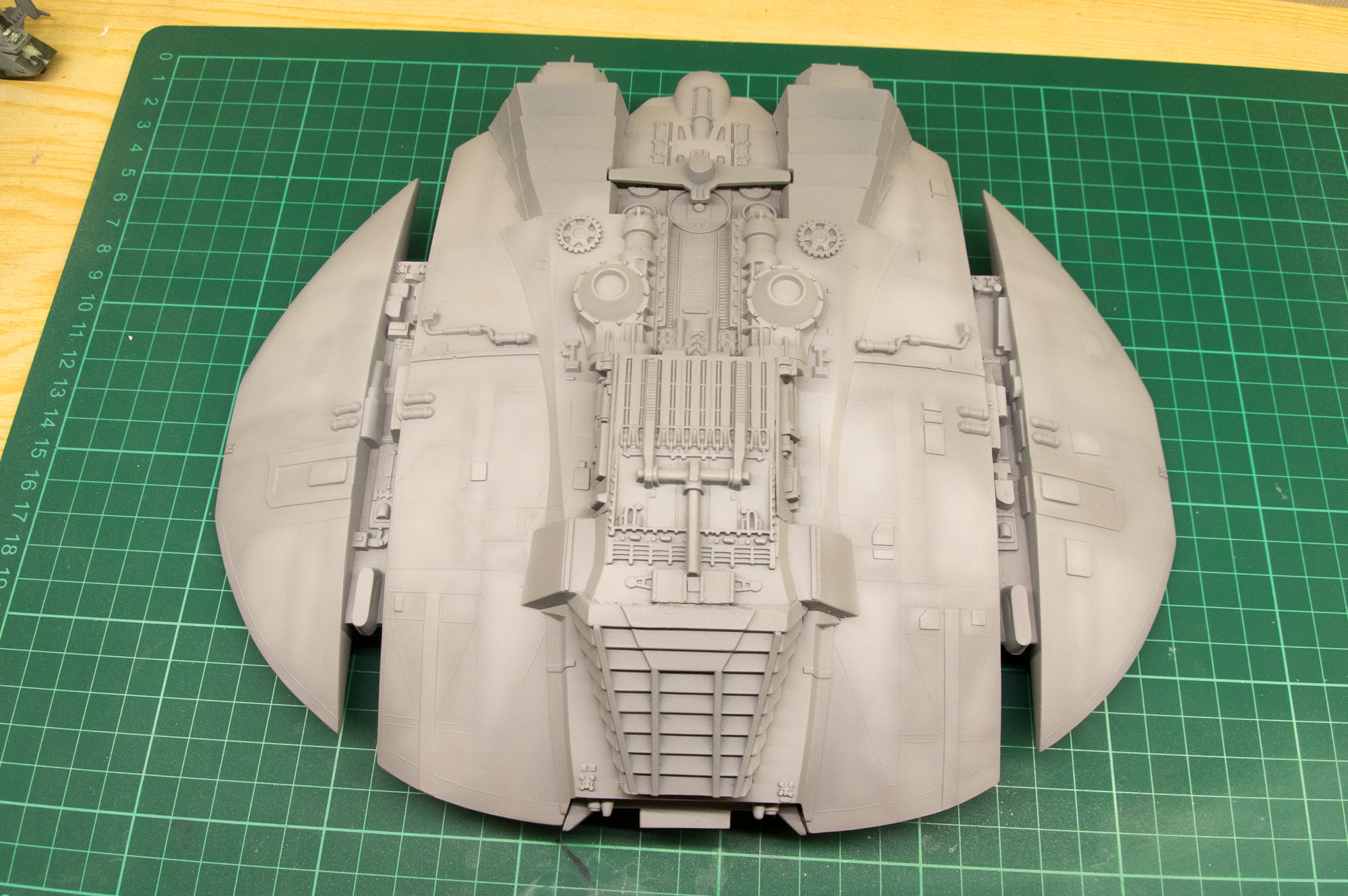 Chasseur Cylon - Galactica 190312113309949068