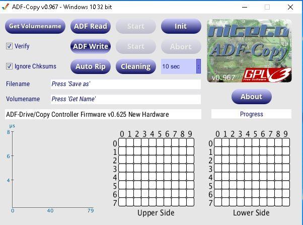[Vends] Interface Floppy ADF-Copy 190313070507666413