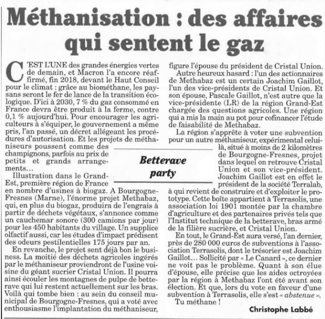 Méga méthaniseur dans le sud Mayenne (prototype) ça hurle ! - Page 4 190313074140167402