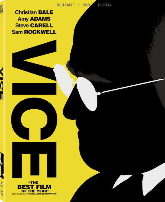 Vice (2018) poster image