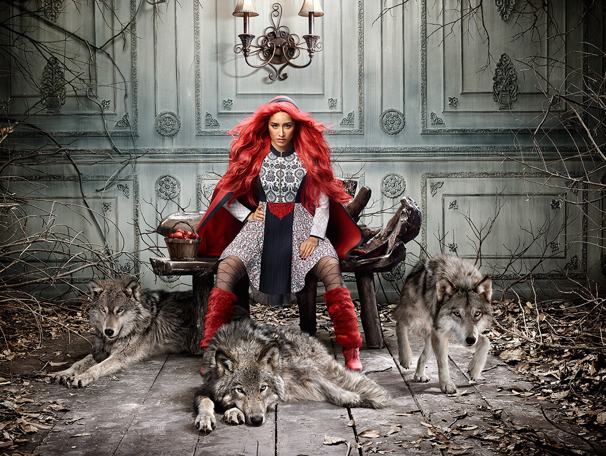Little Red Riding Hood (150)