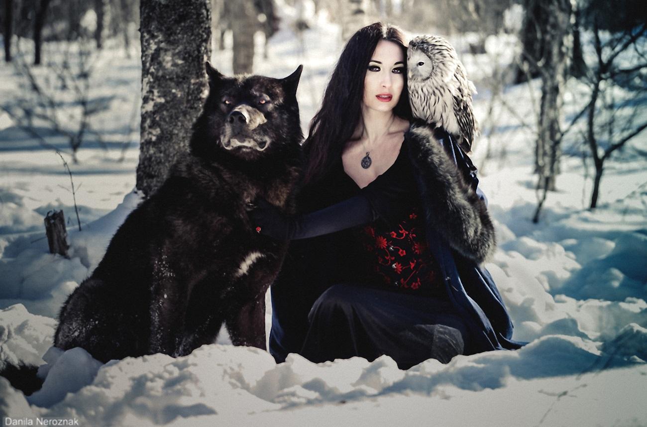 Loup girl (90)