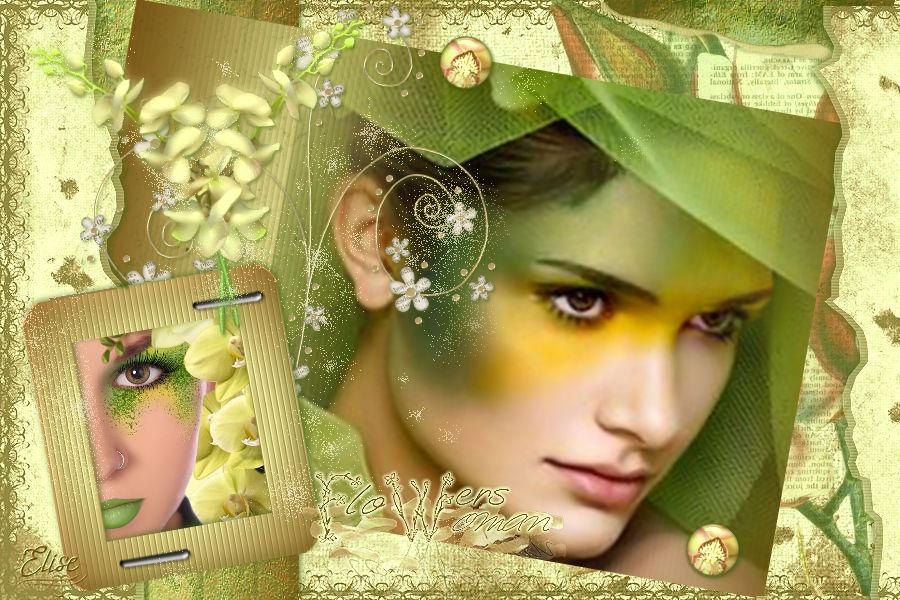 Femmes fleurs(Psp) 190317023911289878