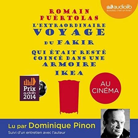 Romain Puértolas - Série Le fakir (2 Tomes)