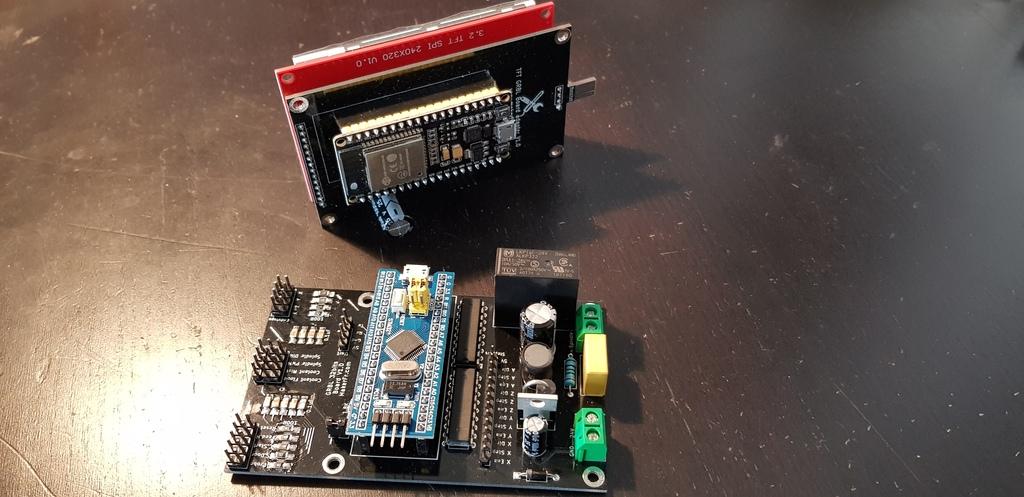 Projet carte GRBL 32 bits RS-CNC - Page 14 - MakerFr com