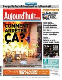 Aujourd'hui en France Du Lundi 18 Mars 2019