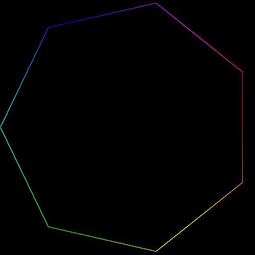 Polygone 7/1