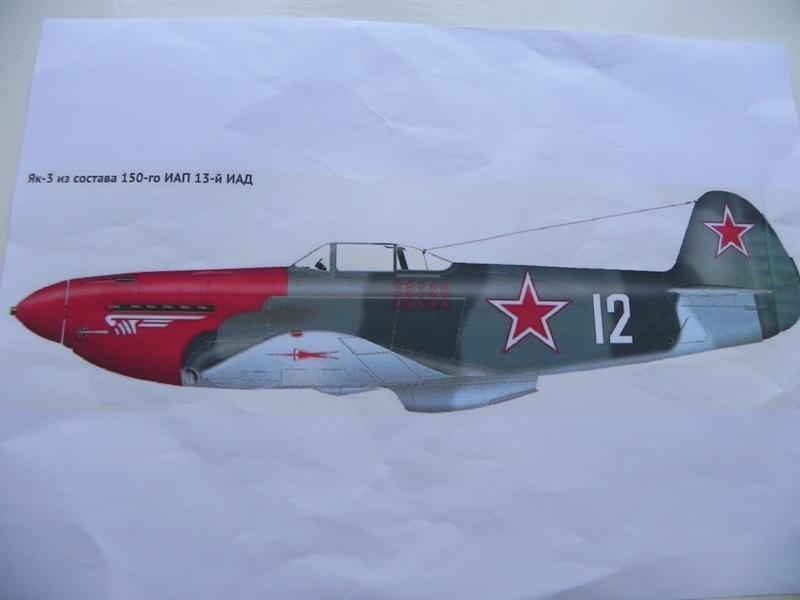 Yak3 Special Hobby 1/32   Déco de la VVS  - Page 40 190323054821743544