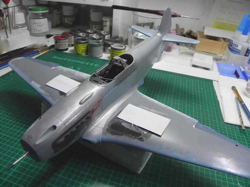 Yak3 Special Hobby 1/32   Déco de la VVS  - Page 40 190323054823387947