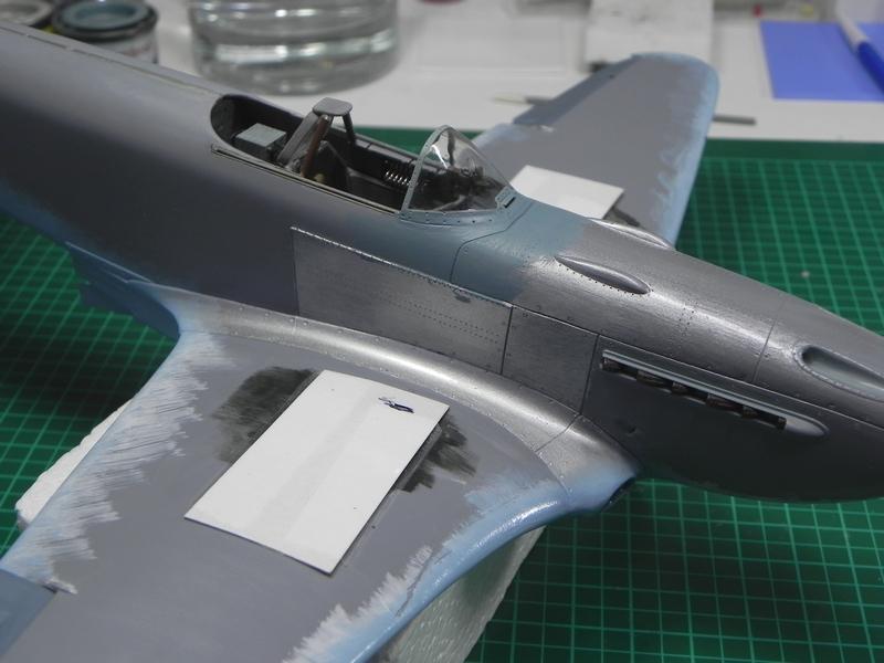 Yak3 Special Hobby 1/32   Déco de la VVS  - Page 40 190323054825749491