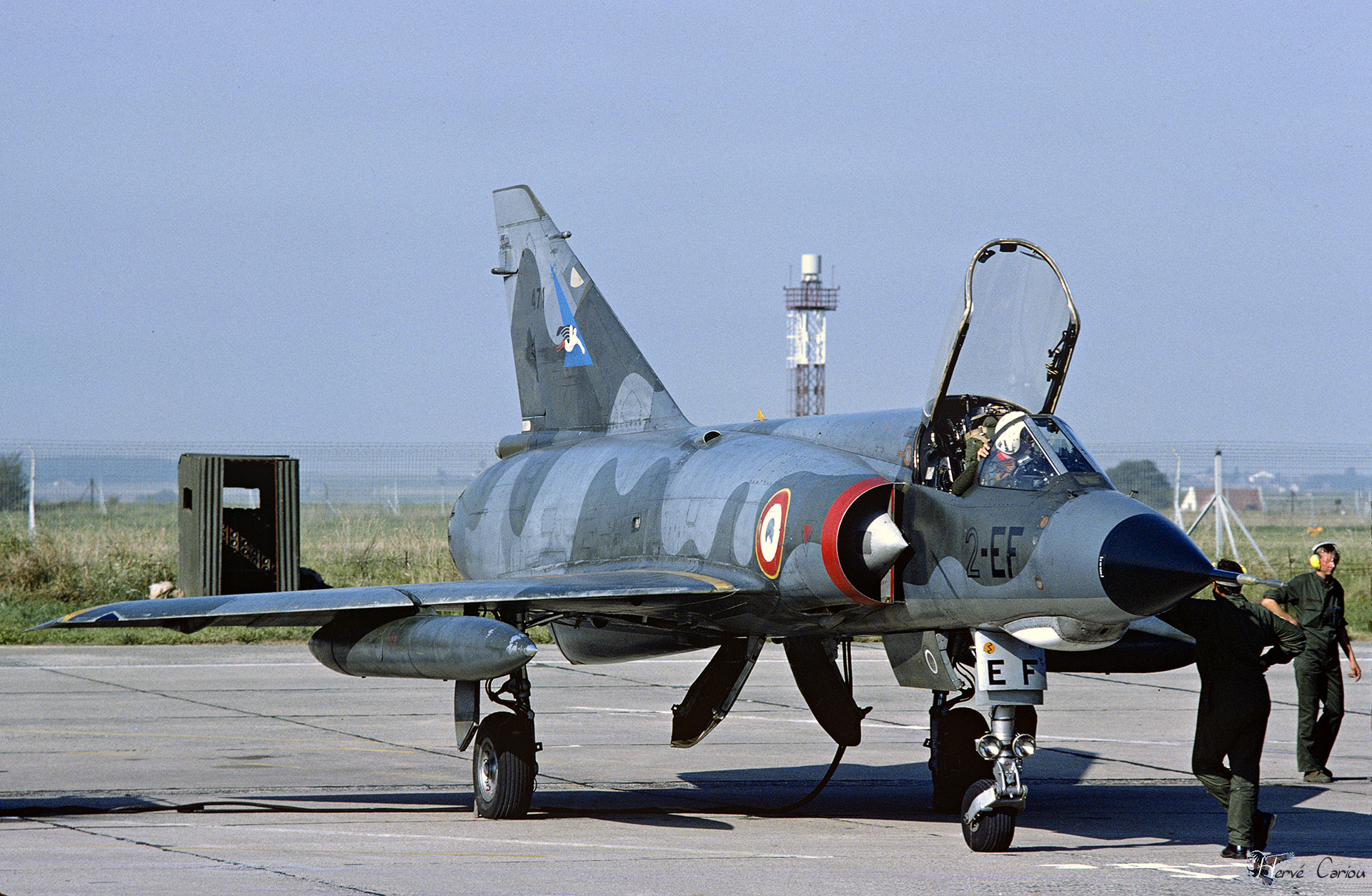 Mirage IIIE 471 2-EF