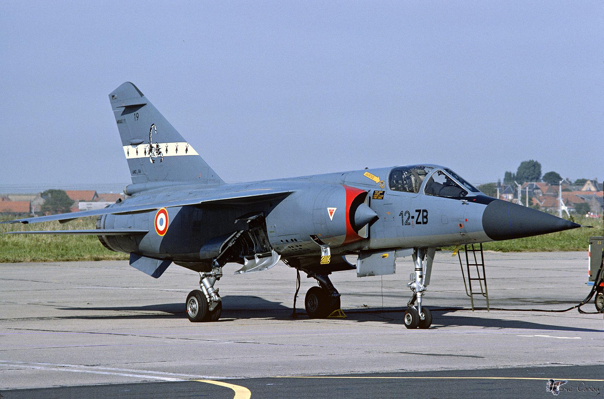 Mirage F1C 19 12-ZBa