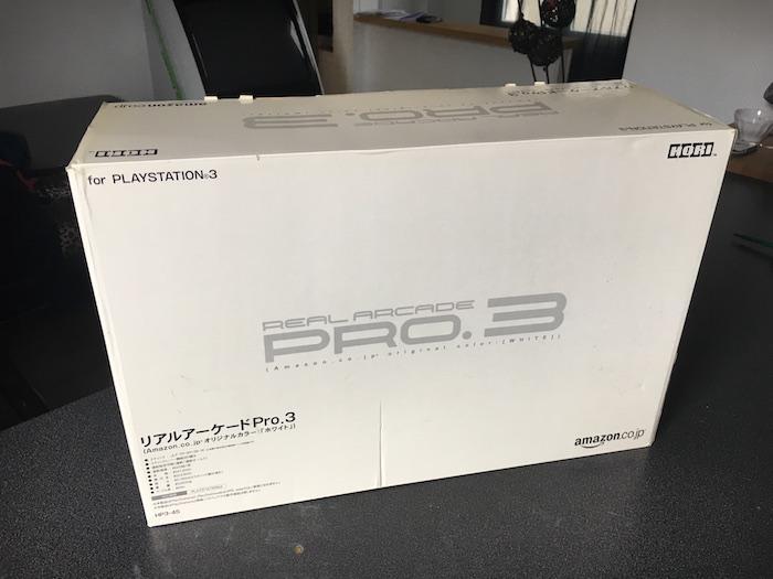 [EST] PS3/PC Stick Arcade HRAP 3 (edition limitée Amazon JP) 190324045641228456