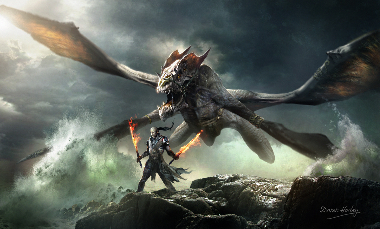 Dragon 44
