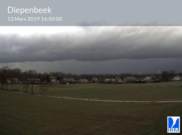 Webcam Diepenbeek 2019-03-13 16-50