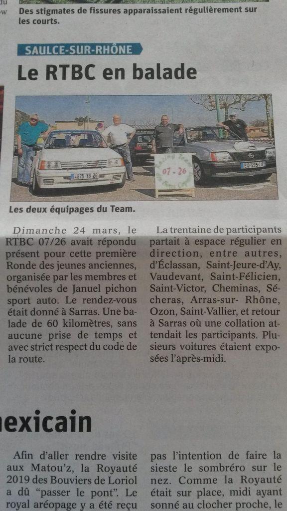 (07)[24/03/19] 1ère Ronde des jeunes anciennes à Sarras  - Page 2 190326090027863996