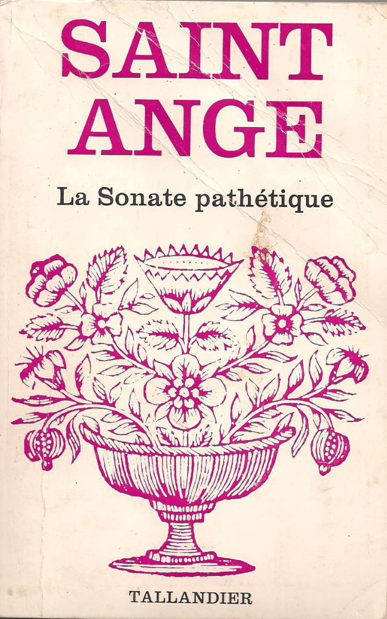 La sonate pathetique - Saint-Ange