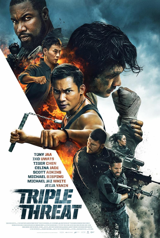 Triple Threat 2019 BDRip