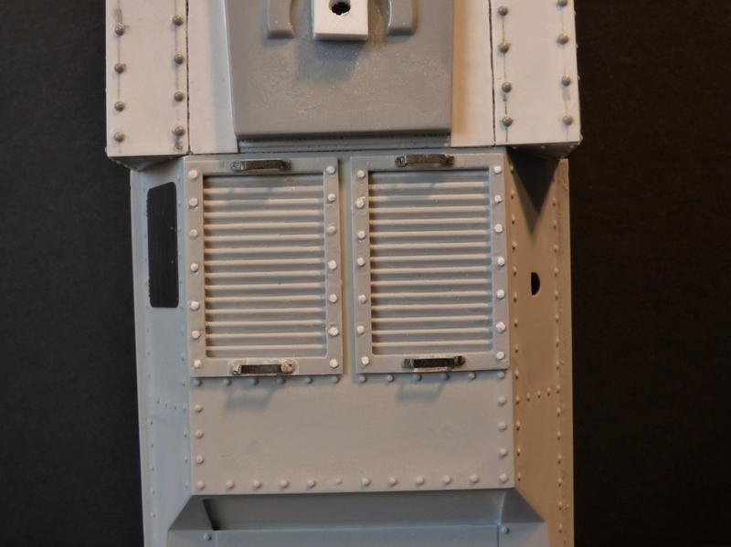 15 cm sFH.13/1 auf Geschutzwagen Lorraine-Schlepper Sd.Kfz. 135/1   RPM 1/35 ème  - Page 2 190330073022946806