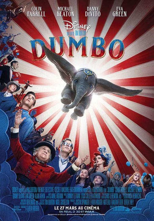 Dumbo de Tim Burton 190330100416754086