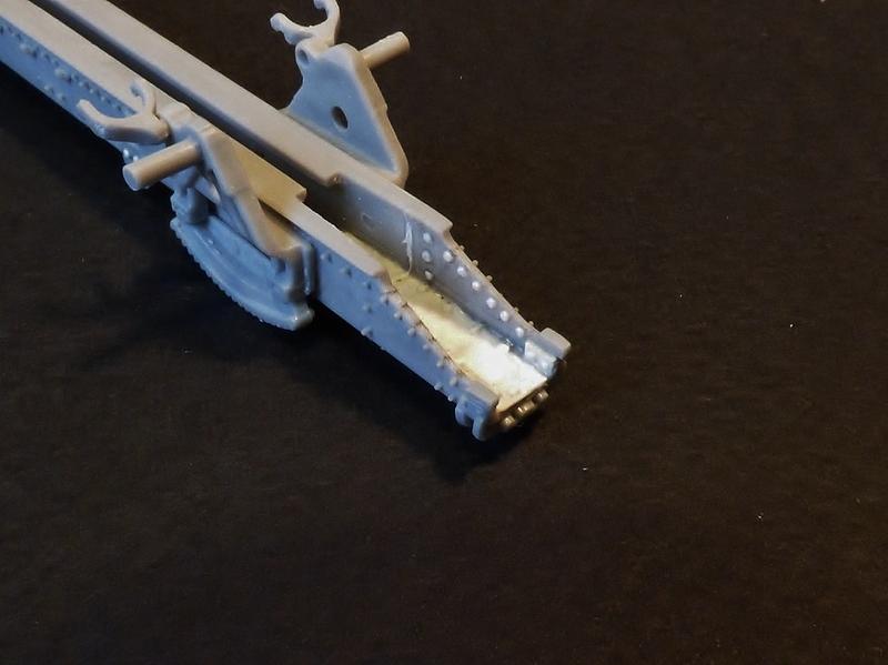 15 cm sFH.13/1 auf Geschutzwagen Lorraine-Schlepper Sd.Kfz. 135/1   RPM 1/35 ème  - Page 2 190401061956761919