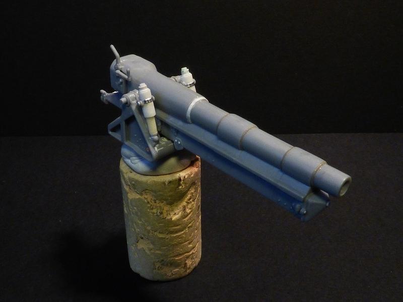 15 cm sFH.13/1 auf Geschutzwagen Lorraine-Schlepper Sd.Kfz. 135/1   RPM 1/35 ème  - Page 2 190401062032546761