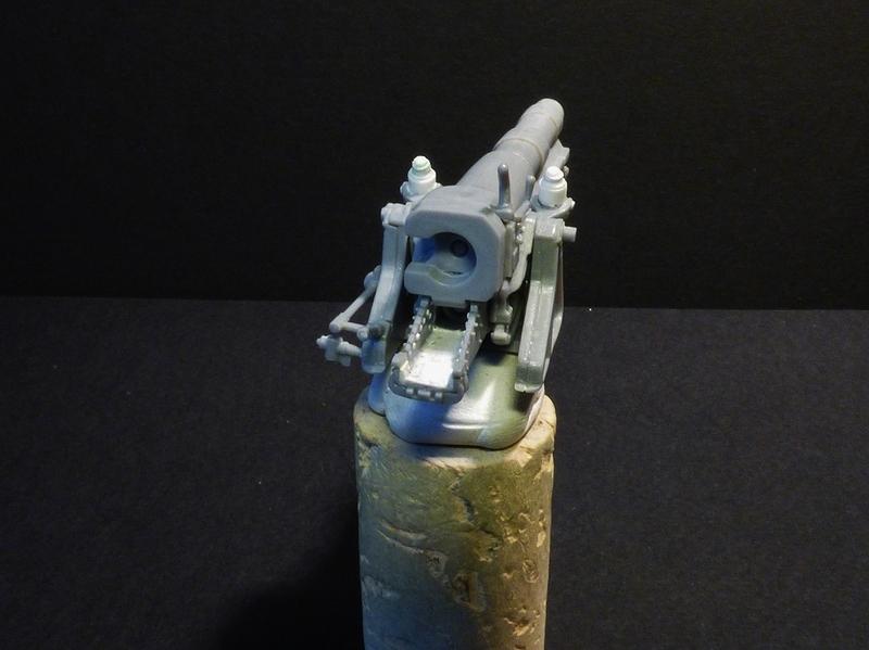 15 cm sFH.13/1 auf Geschutzwagen Lorraine-Schlepper Sd.Kfz. 135/1   RPM 1/35 ème  - Page 2 190401062033965995