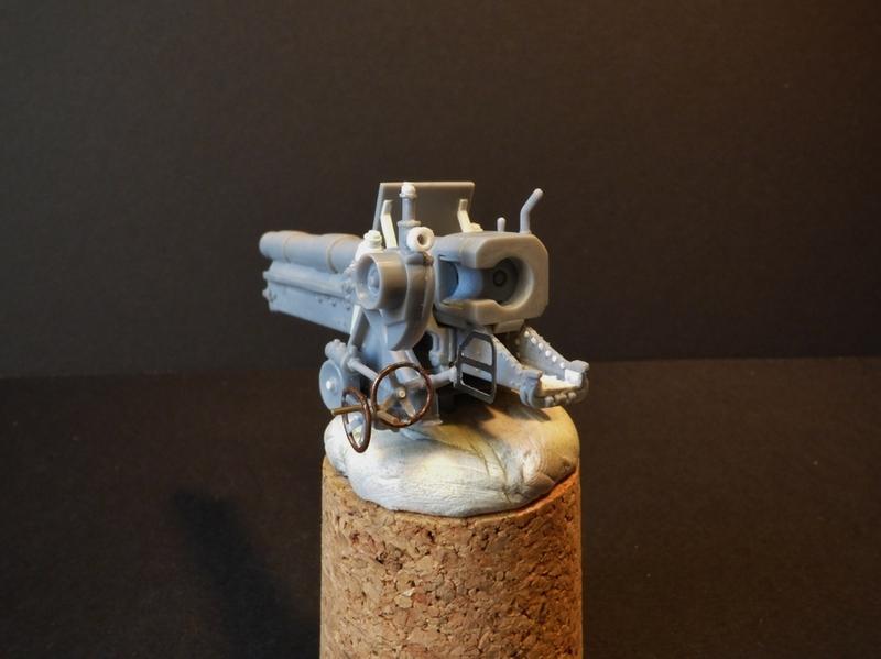 15 cm sFH.13/1 auf Geschutzwagen Lorraine-Schlepper Sd.Kfz. 135/1   RPM 1/35 ème  - Page 2 190401062119382722