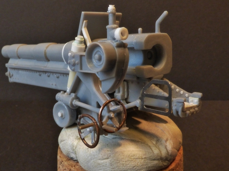 15 cm sFH.13/1 auf Geschutzwagen Lorraine-Schlepper Sd.Kfz. 135/1   RPM 1/35 ème  - Page 2 190401062127863430