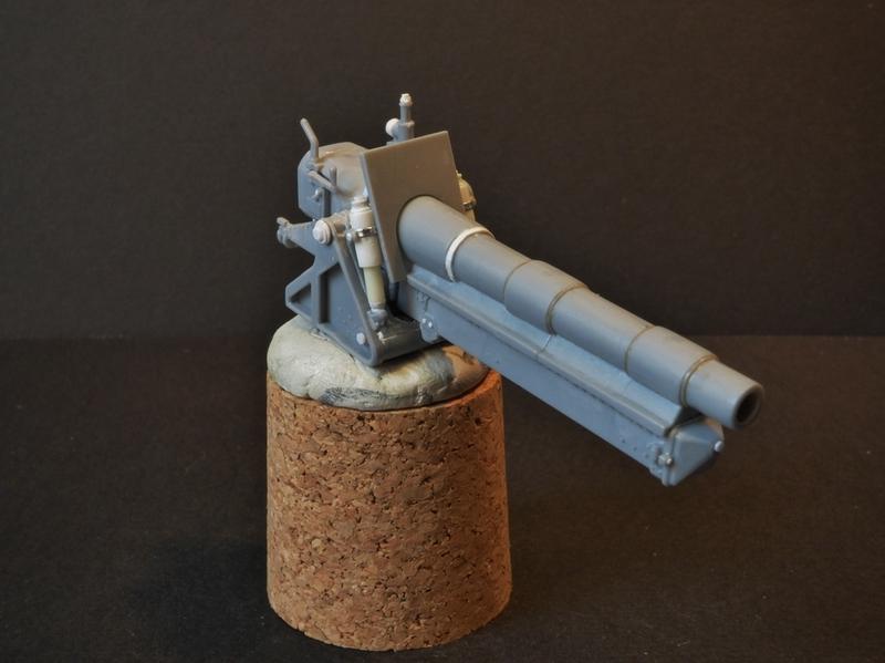 15 cm sFH.13/1 auf Geschutzwagen Lorraine-Schlepper Sd.Kfz. 135/1   RPM 1/35 ème  - Page 2 190401062128599917