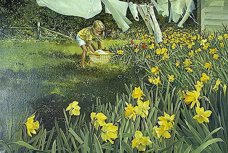 Fleurs printanières  190401120934456270