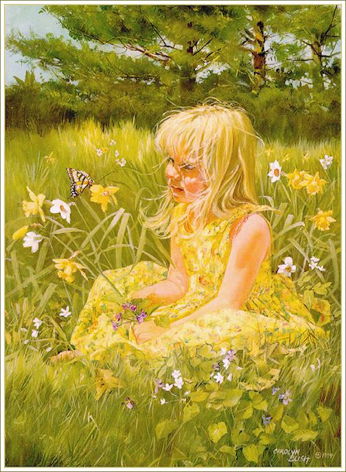 Fleurs printanières  190401121157724961
