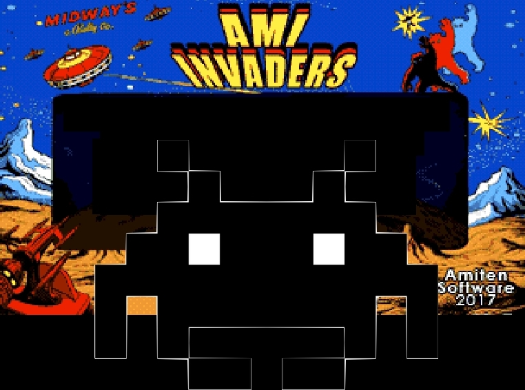 Ami Invaders