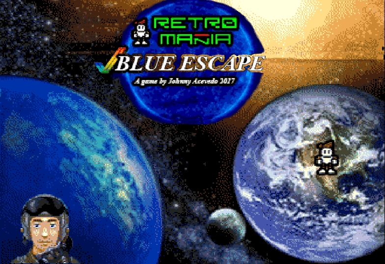 Blue Escape