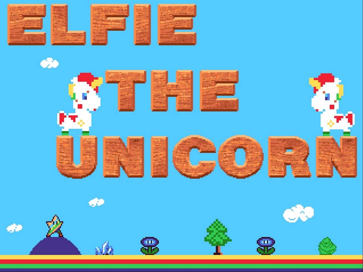 Elfie The Unicorrn