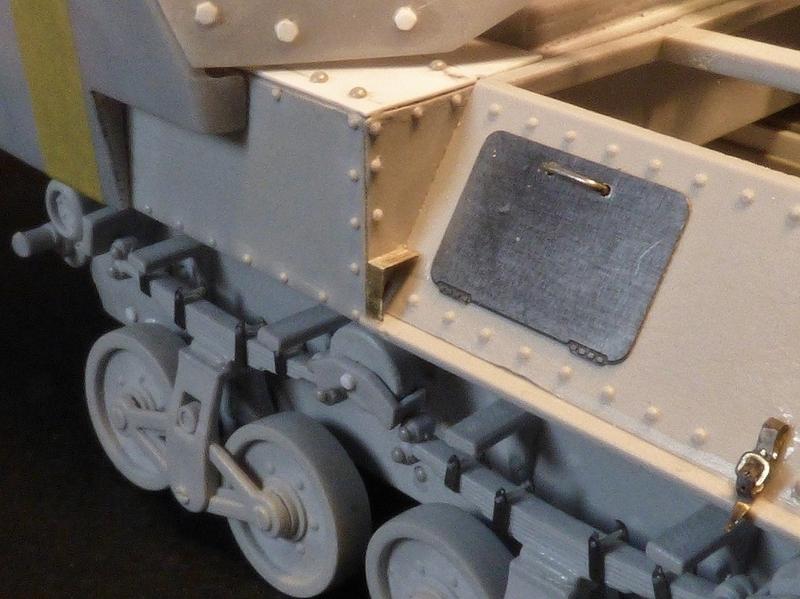 15 cm sFH.13/1 auf Geschutzwagen Lorraine-Schlepper Sd.Kfz. 135/1   RPM 1/35 ème  - Page 2 190403093206601192